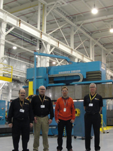 CNC Machine Tools Retrofit Team